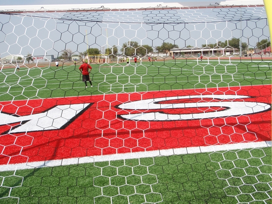 Redskin Soccer Begins Anew