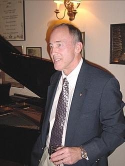 City Returns James Bert as Director of Mid-America Air Museum