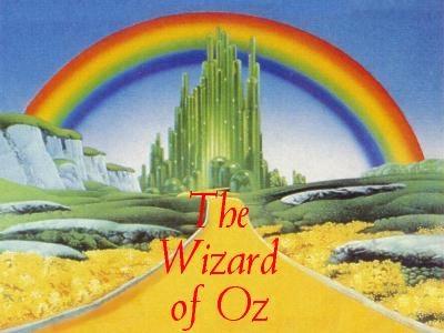 Wizard Of Oz Goes Hi-Definition
