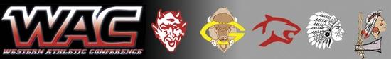 Five Redskins Make All WAC Football Team