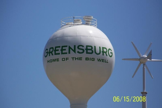 Proposed Bill Could Extend Funding for Greensburg To Rebuild