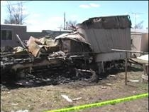 Victim Identified In Holcomb Fire