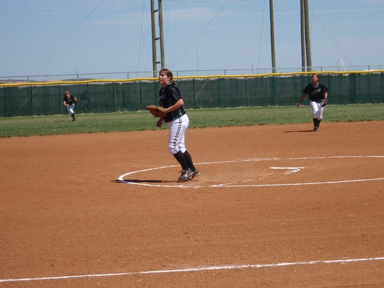 Game One Win Propels Lady Saints