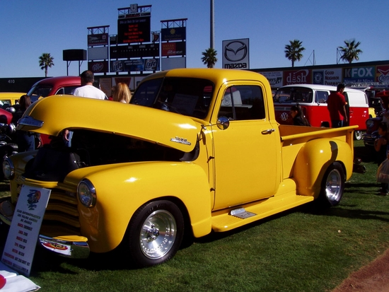 Winners Announced For SCCC/ATS Car Show