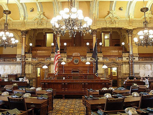 Kansas Senate Passes Revised Budget Plan