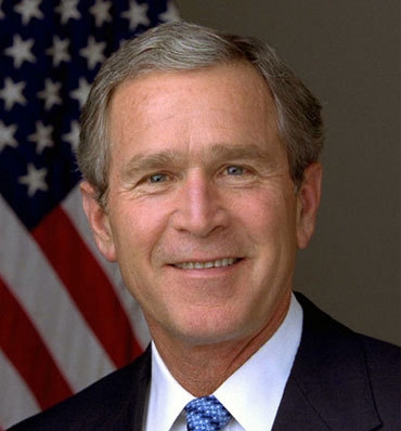 It's Official, George W. Bush To Visit Woodward