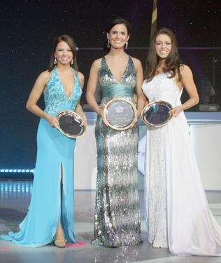 Kauffman and Dreitz Place in Top 10 at Miss Kansas