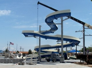 City of Liberal Opens Adventure Bay Waterpark