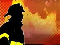 Liberal Firefighters Respond to Residential Fire