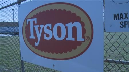 Cattle producers concerned with the fate of Tyson Foods, Holcomb