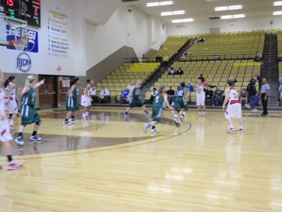 Turnovers Doom Lady Saints in Second Straight Loss