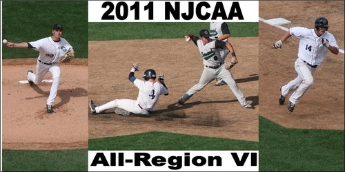 Barrios Leads Saints on All Region List