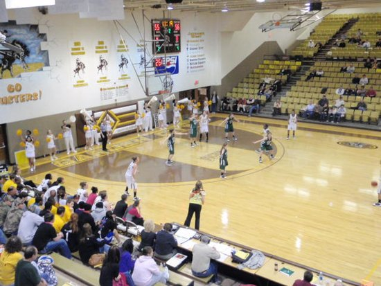 Lady Saints Fizzle Late in Loss at Garden City
