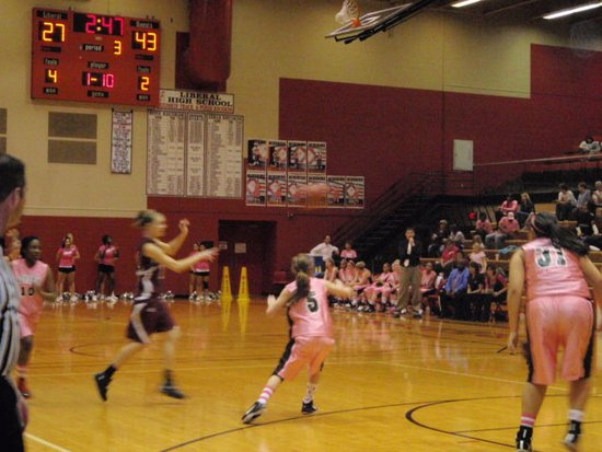 Lady Skins Defenseless in Loss