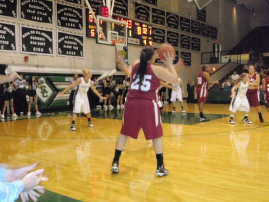 Solid Start Lifts Lady Saints