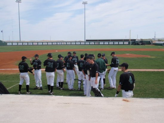 Saints Piece Together Sophomore Day Win