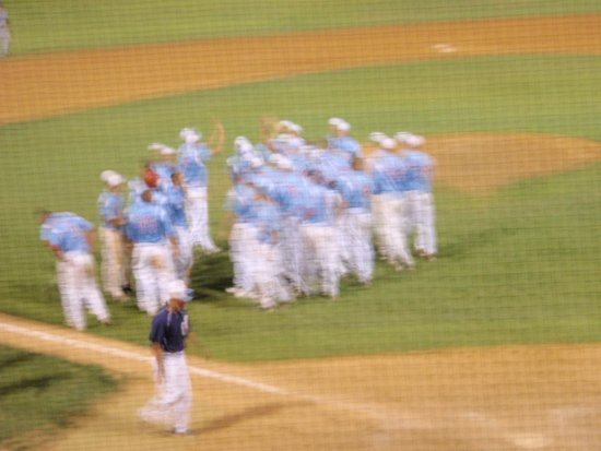 Bee Jays Provide Fireworks in Ninth