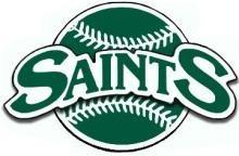 Saints Series at Barton Pushed Up