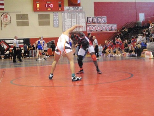 McPhail and Braimah Make All WAC Wrestling