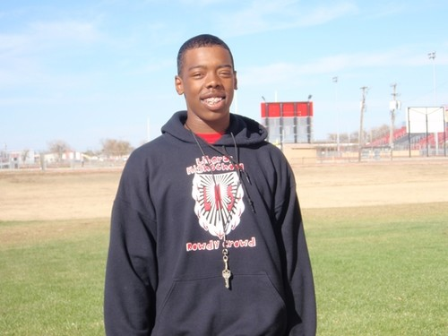 Liberal's Cathey Makes Shrine Bowl Roster