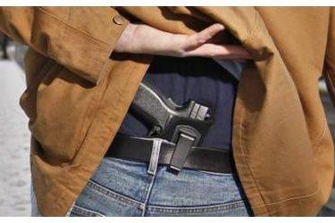 Kansas Conceal Carry Permits No Longer Good In Virginia