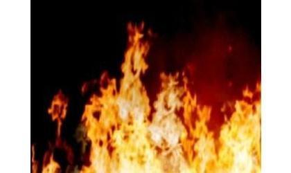 Vegetation Fires Flare Up in Seward County