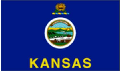 Kansas' unemployment rate drops
