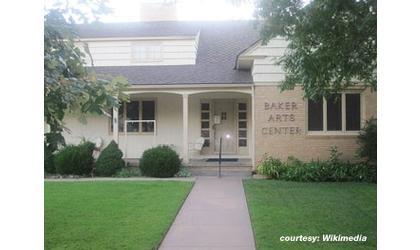 Western Kansas Scholastics Art Show at The Baker Arts Center