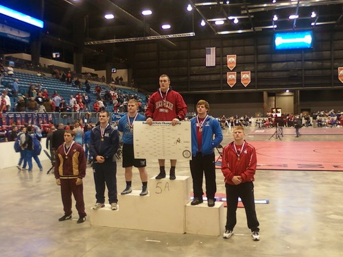 McPhail Wins State