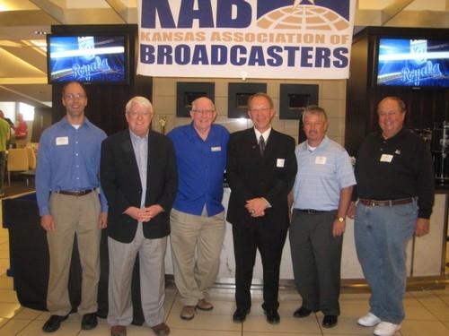Kansas Sportscasters Treated Like Royalty in KC