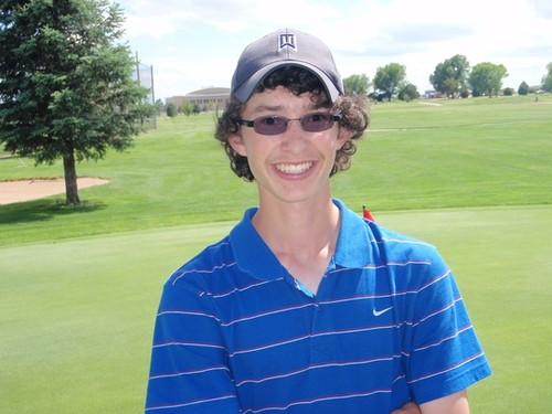 Area Golfers Swing Away at State
