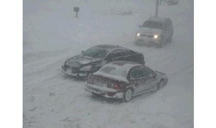 Winter Weather Causes Problems Across Western Kansas