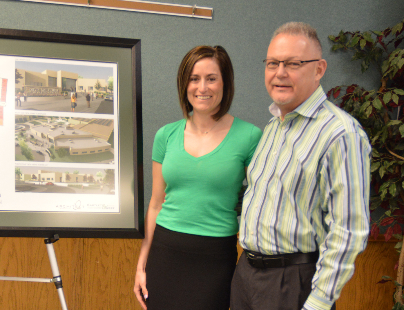 Colvin Family Donates $1 Million Dollars To Allied Health Campaign