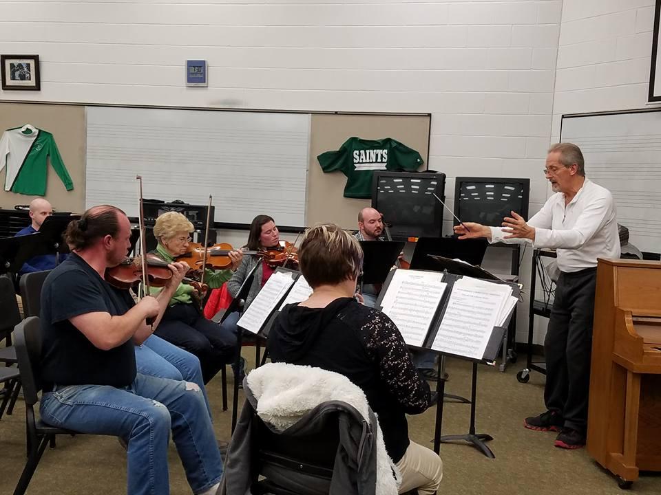 Southwest Symphony Society To Present Spring Concert