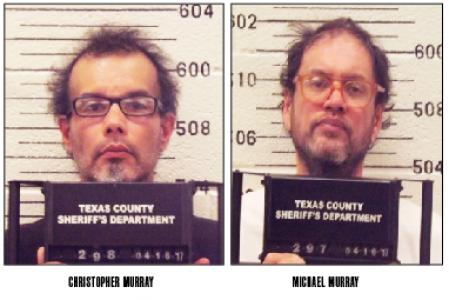 Two Arrested In Hooker OK Burglary