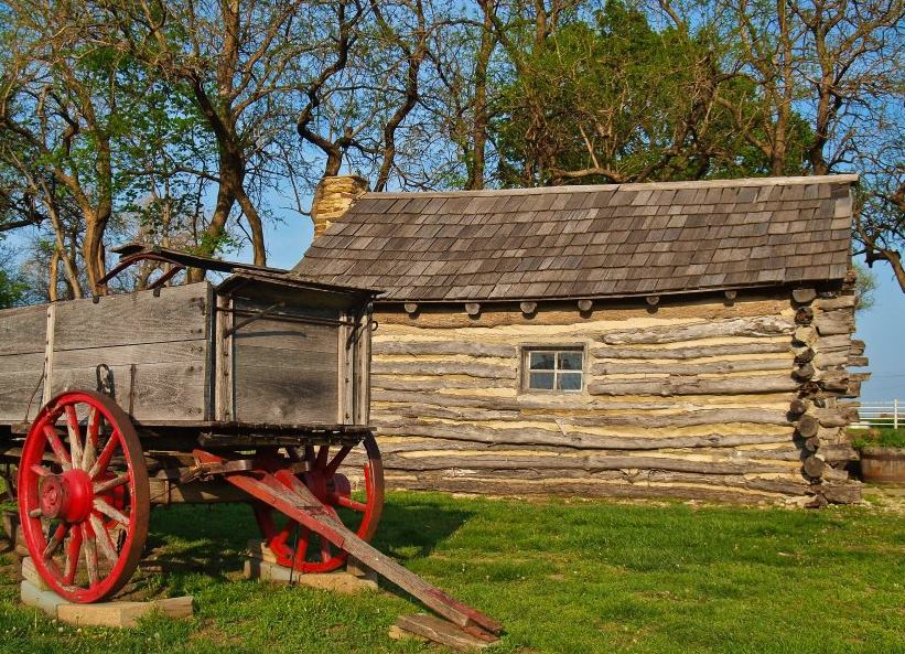 Little House on the Prairie Home to Get a Makeover