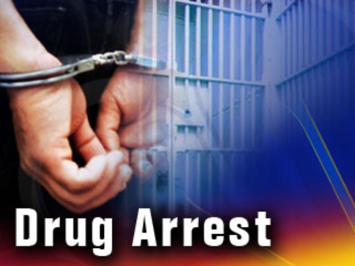 Liberal Man Arrested in Hugoton for Drugs