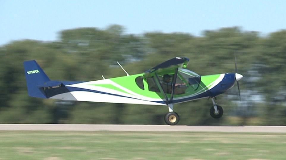 Kansas Air Tour Highlights STEM Careers