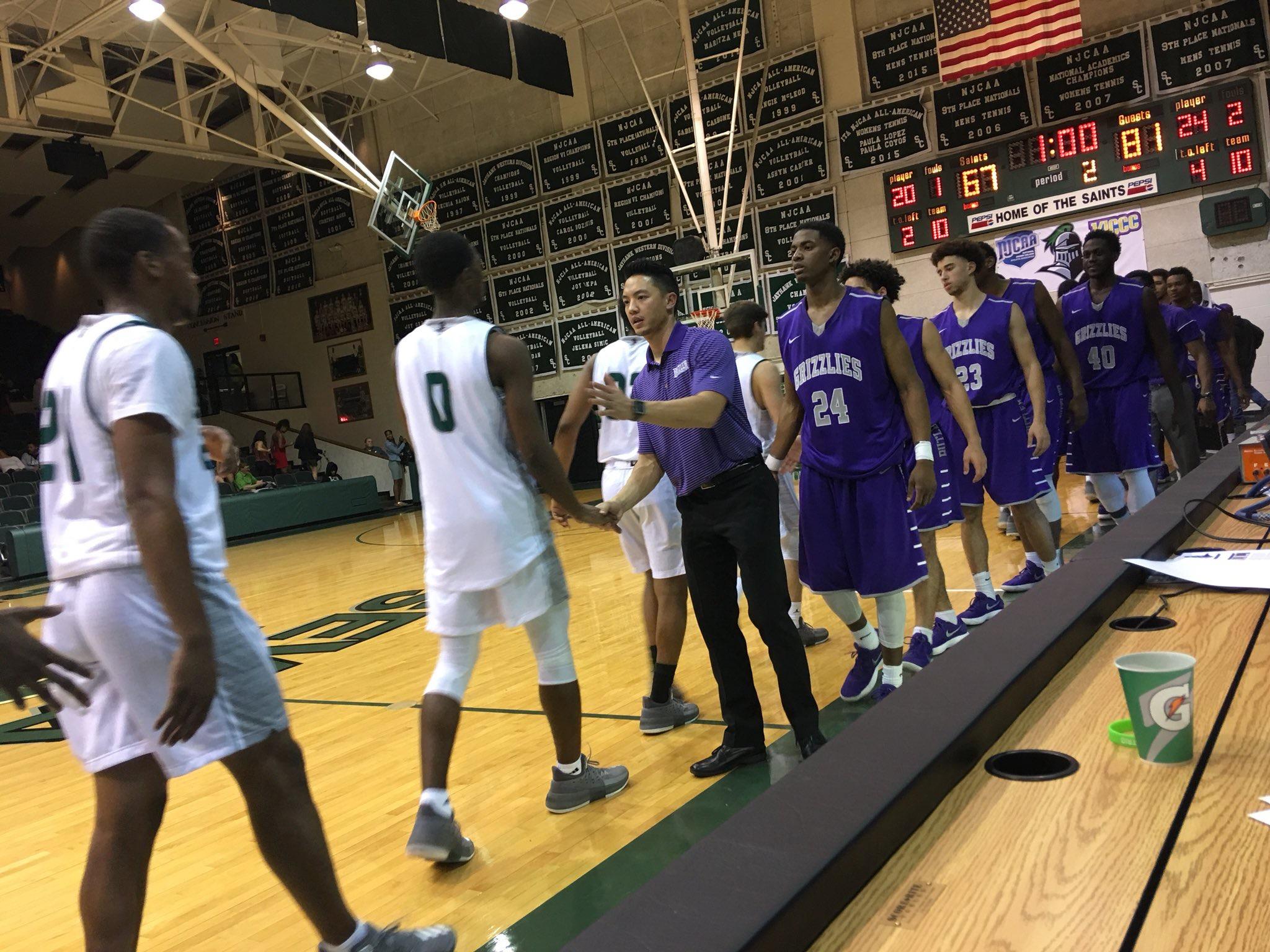 Saints Struggle in Butler Loss