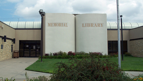 Liberal Memorial Library To Offer Pick Up Service