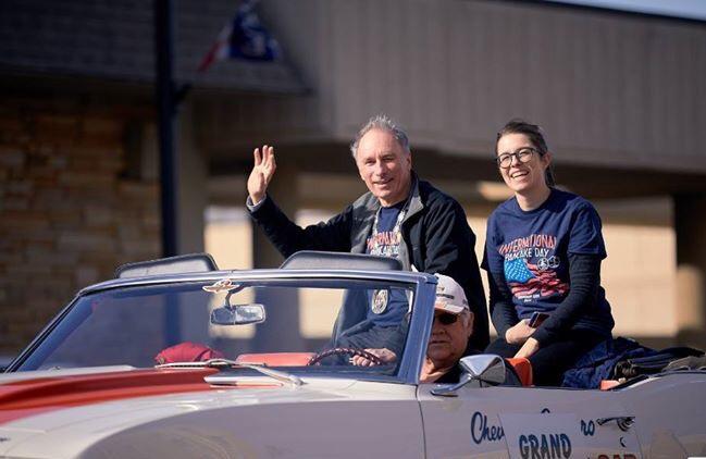 Pancake Day Parade Winners Announced