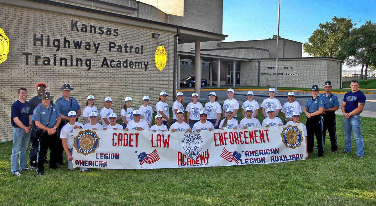 Cadet Law Gives Students Law Enforcement Experience