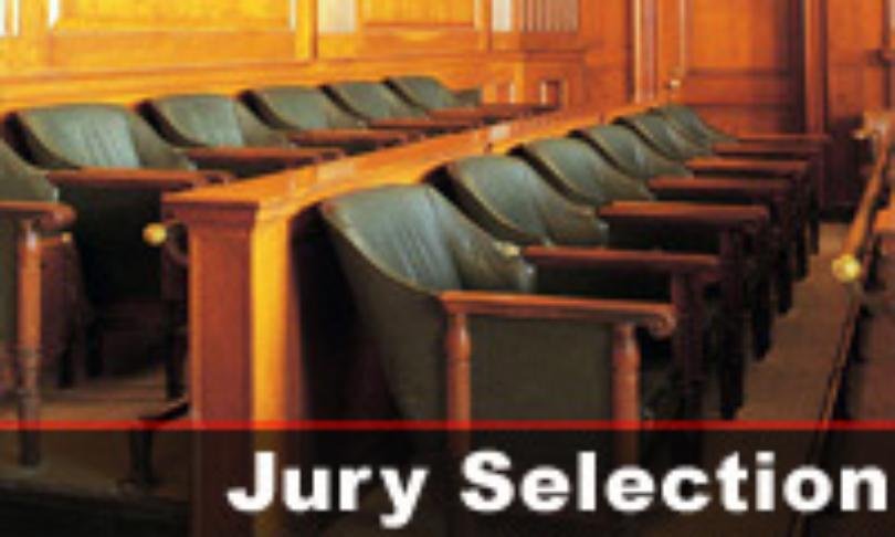 Jury Selection Begins In Terror Suspects Trial