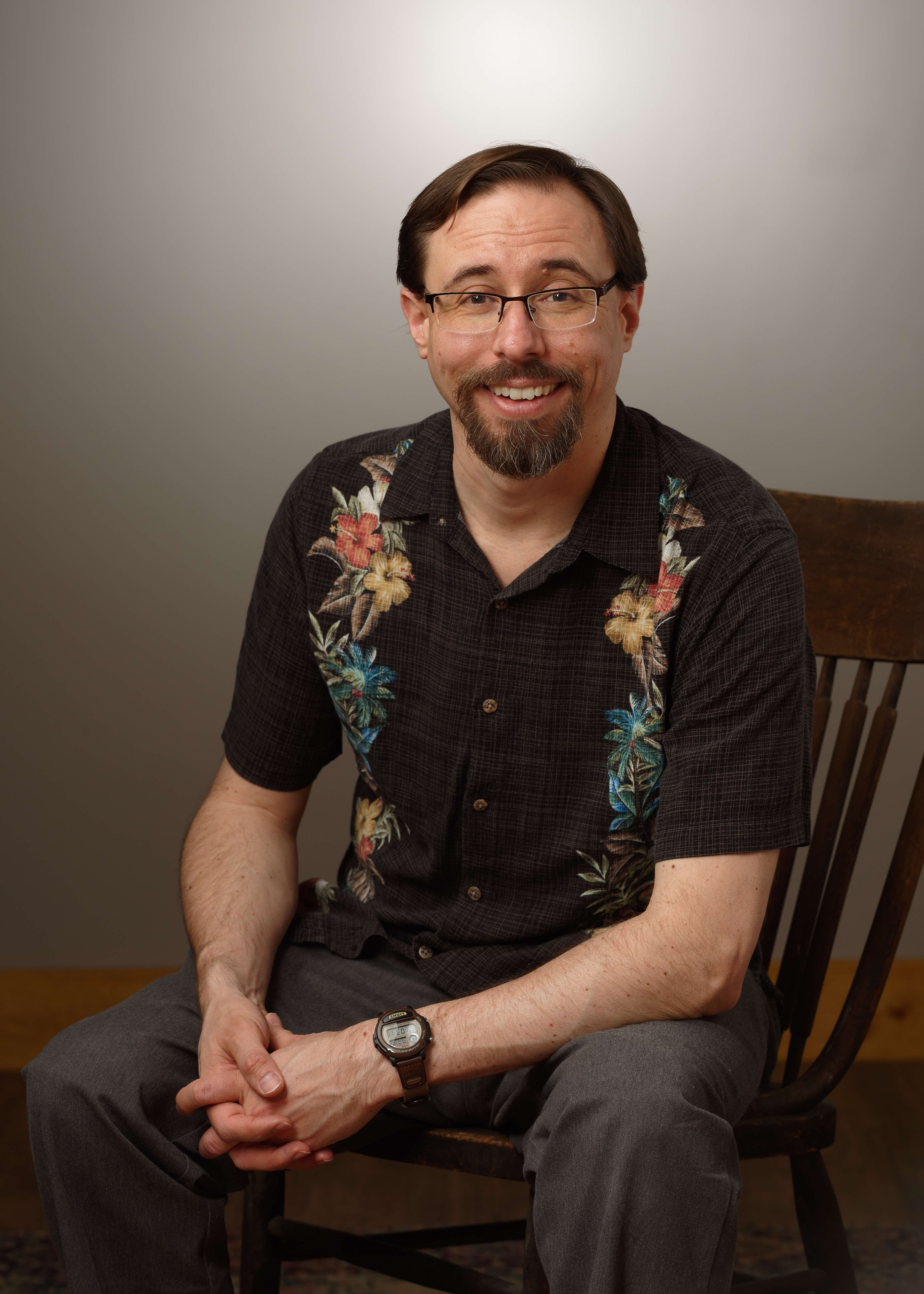 Kansas Poet Laureate Kevin Rabas to Give Reading, Judge SCCC Poetry Contest