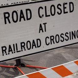Railroad Crossing Repairs to Begin in Meade County
