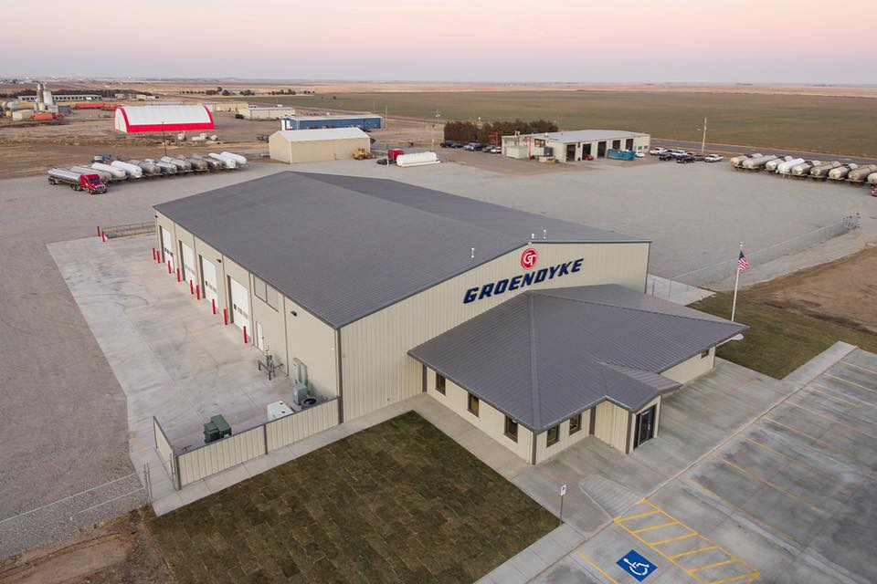 Groendyke Transport to Host Ribbon Cutting, Open House