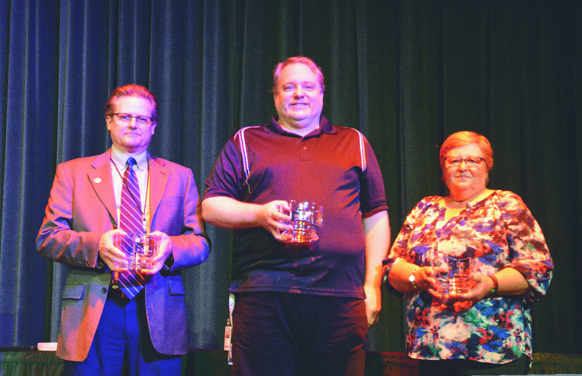 SCCC Honors Employees With Service Awards