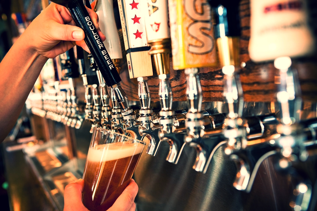 Kansas Legalizes Self-Serve Beer Taps, Loosens Alcohol Laws