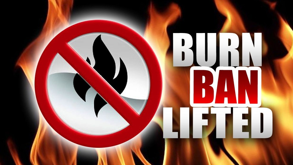 Burn Ban Lifted in the Oklahoma Panhandle