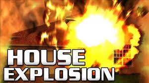 Explosion Destroys Guymon Home